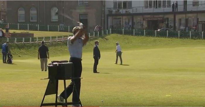 Ο Μπαράκ Ομπάμα παίζει γκολφ και οι φαν παραληρούν [Βίντεο] - εικόνα 2