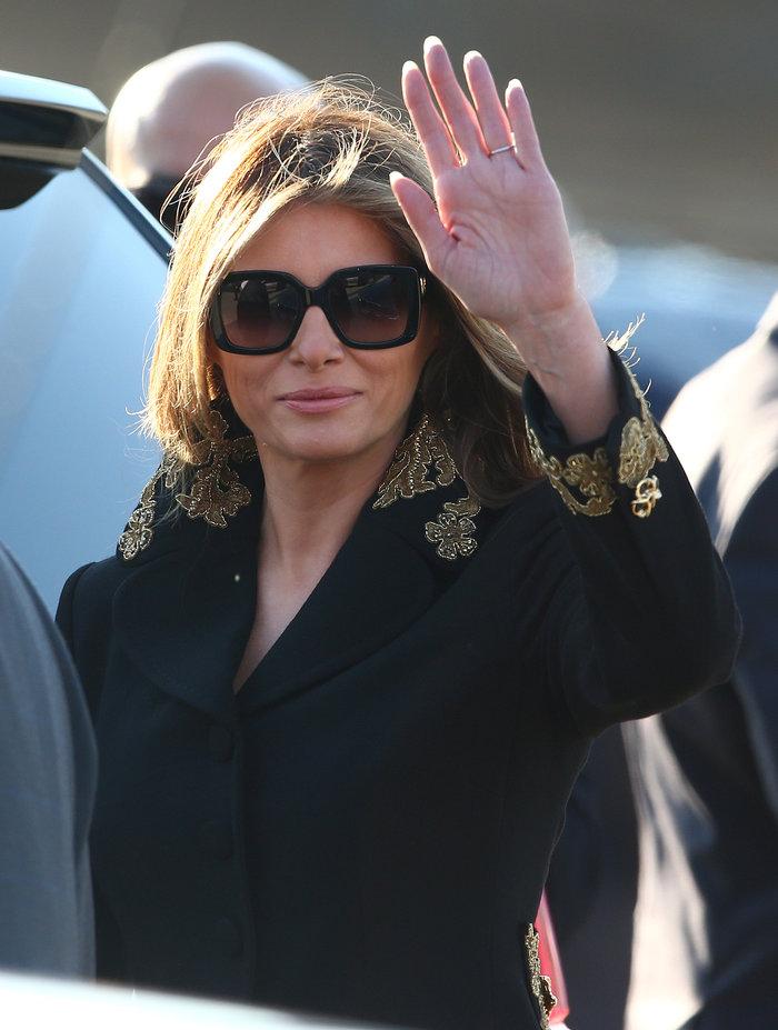 Οταν η Μελάνια Τραμπ μπέρδεψε τον ρόλο της Πρώτης Κυρίας με το μόντελινγκ