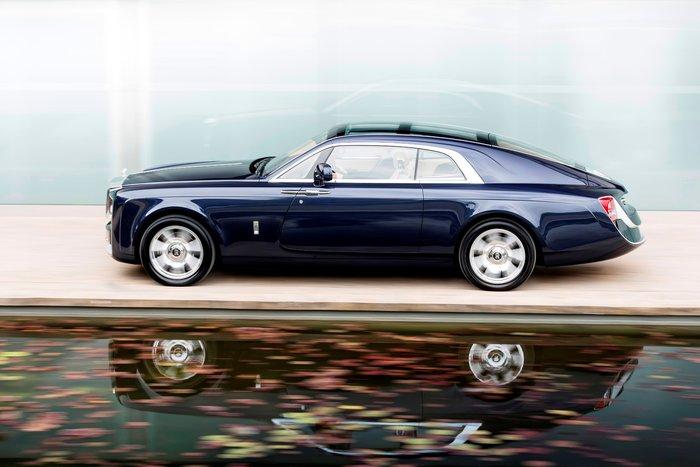 Rolls Royce Sweptail: Είναι μία και μοναδική και αξίζει 13.000.000 δολάρια