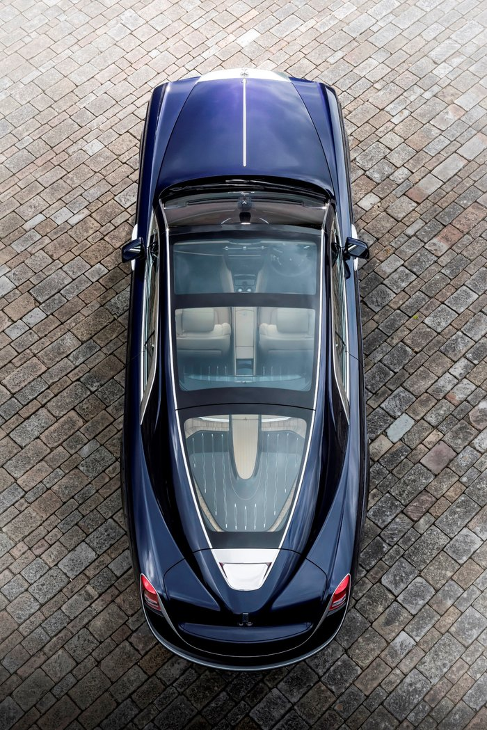 Rolls Royce Sweptail: Είναι μία και μοναδική και αξίζει 13.000.000 δολάρια - εικόνα 2