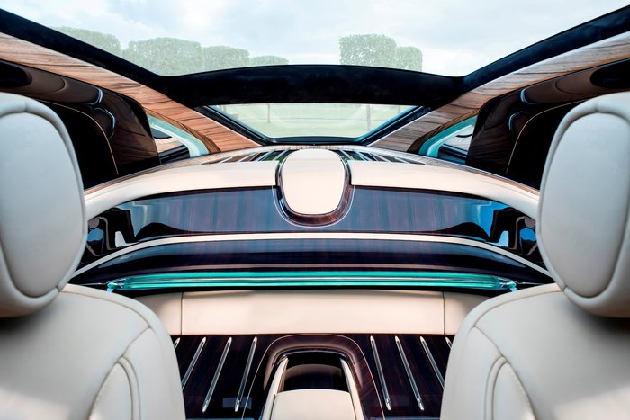 Rolls Royce Sweptail: Είναι μία και μοναδική και αξίζει 13.000.000 δολάρια - εικόνα 3