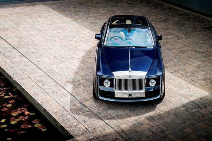 Rolls Royce Sweptail: Είναι μία και μοναδική και αξίζει 13.000.000 δολάρια - εικόνα 4