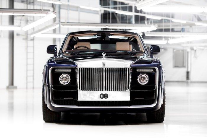 Rolls Royce Sweptail: Είναι μία και μοναδική και αξίζει 13.000.000 δολάρια - εικόνα 5