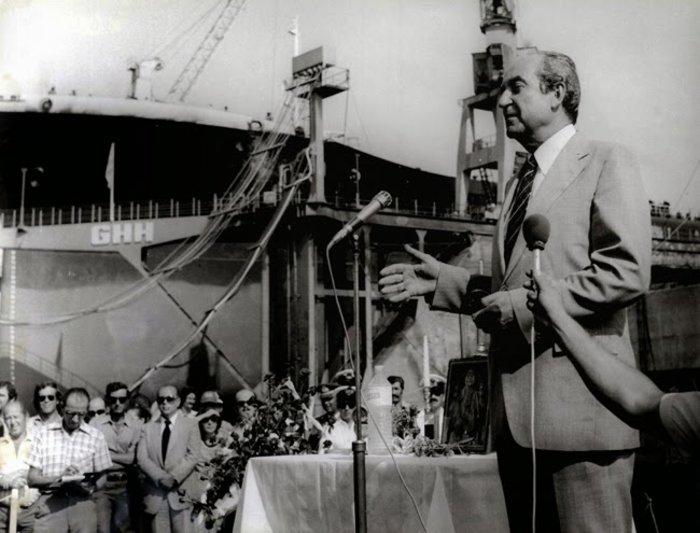 υπουργός Συντονισμού 1979