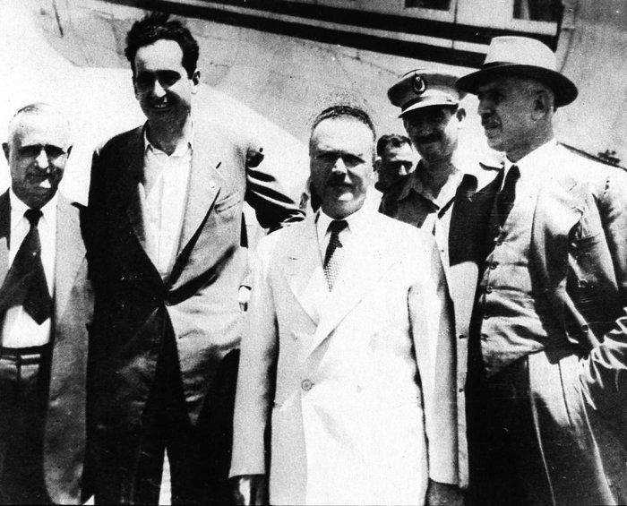 Υφυπουργός Οικονομικών το 1951