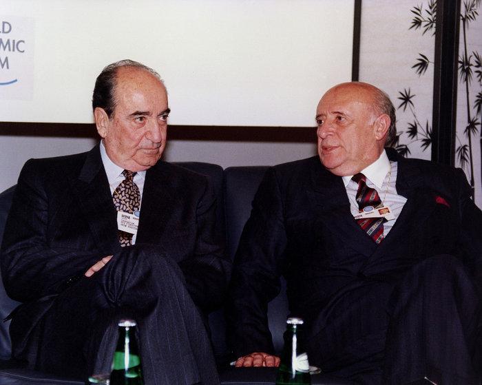 Μητσοτάκης-Ντεμιρέλ 1992