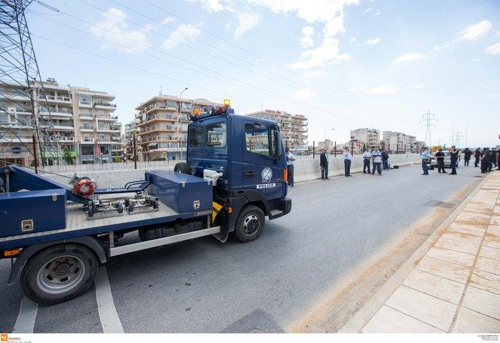 Αυτοκτόνησε με όπλο που άρπαξε από αστυνομικό στο Α.Τ Ευόσμου - εικόνα 4