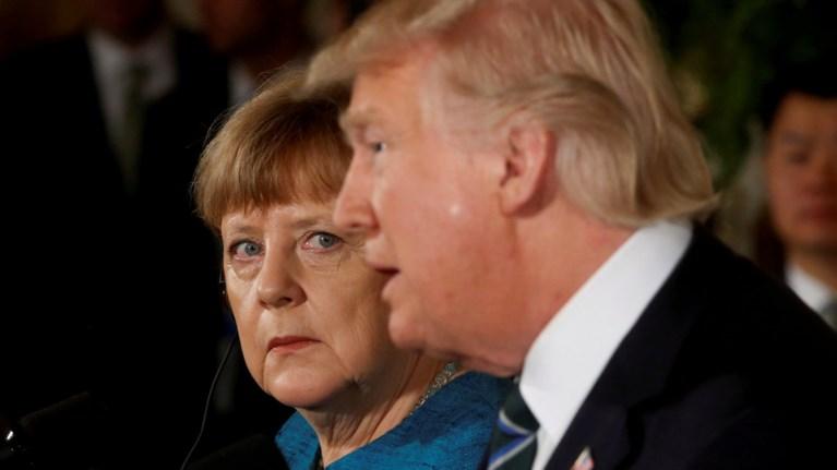 97eb2fec2340 Το ρήγμα Μέρκελ-Τραμπ και το τέλος της συμμαχίας της Δύσης