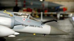 Καλά στην υγεία του ο πιλότος του Mirage-2000 που συνετρίβη στις Σποράδες