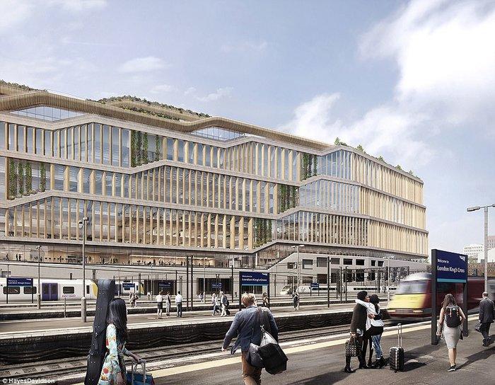 Τα νέα γραφεία της Google στο Λονδίνο θα είναι βγαλμένα από το μέλλον - εικόνα 2