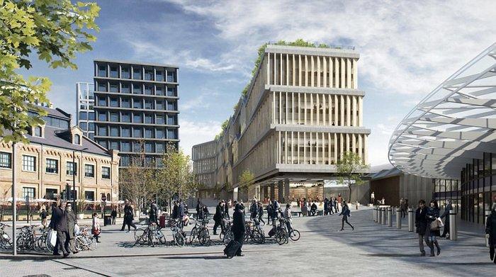 Τα νέα γραφεία της Google στο Λονδίνο θα είναι βγαλμένα από το μέλλον - εικόνα 3