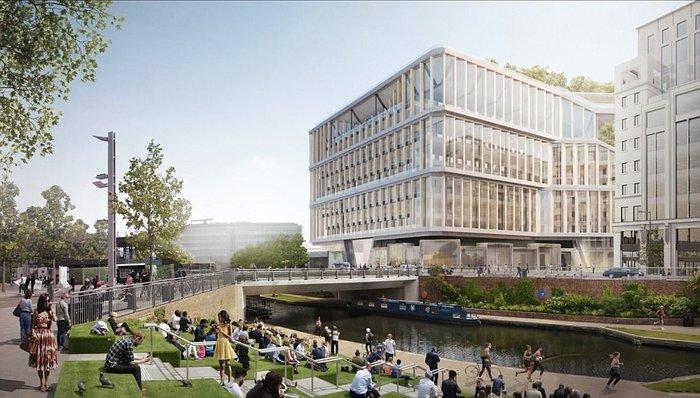 Τα νέα γραφεία της Google στο Λονδίνο θα είναι βγαλμένα από το μέλλον - εικόνα 4