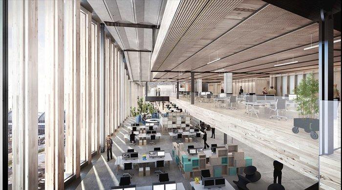 Τα νέα γραφεία της Google στο Λονδίνο θα είναι βγαλμένα από το μέλλον - εικόνα 5