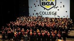 BCA College: Λαμπρή τελετή αποφοίτησης στο Μέγαρο Μουσικής Αθηνών