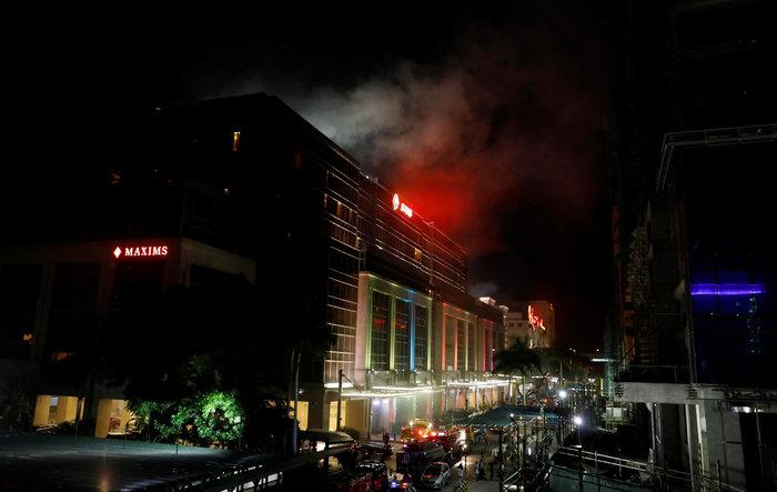 Φιλιππίνες: Μασκοφόροι άνοιξαν πυρ σε ξενοδοχείο της Μανίλα -video