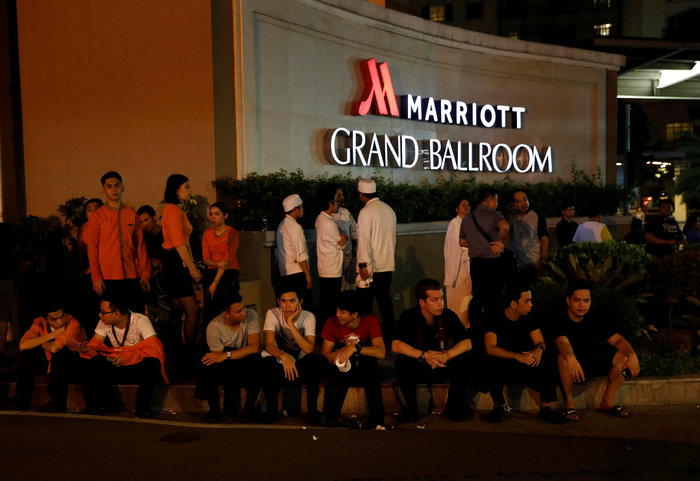 Φιλιππίνες: Μασκοφόροι άνοιξαν πυρ σε ξενοδοχείο της Μανίλα -video - εικόνα 2