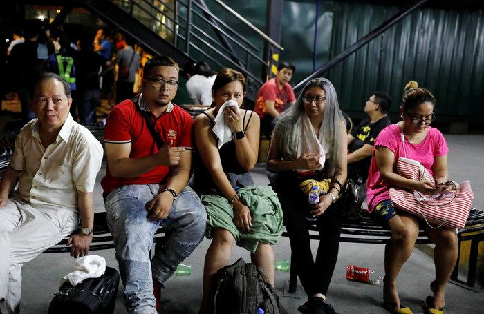 Φιλιππίνες: Μασκοφόροι άνοιξαν πυρ σε ξενοδοχείο της Μανίλα -video - εικόνα 3