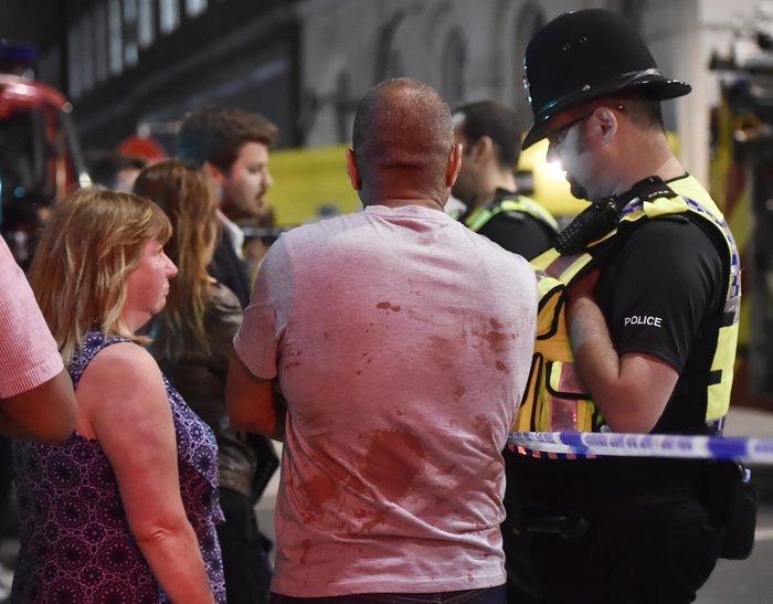 Στους 7 οι νεκροί από την τρομοκρατική επίθεση στο Λονδίνο - 48 τραυματίες - εικόνα 5