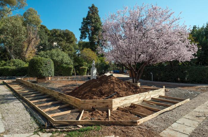 Η μεταμόρφωση του Αστεροσκοπείου σε έναν κατάφυτο κήπο - εικόνα 9