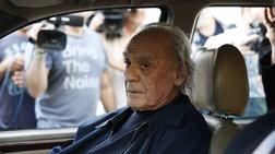 Στο νοσοκομείο ξανά ο Άκης Τσοχατζόπουλος μετά από λιποθυμικό επεισόδιο