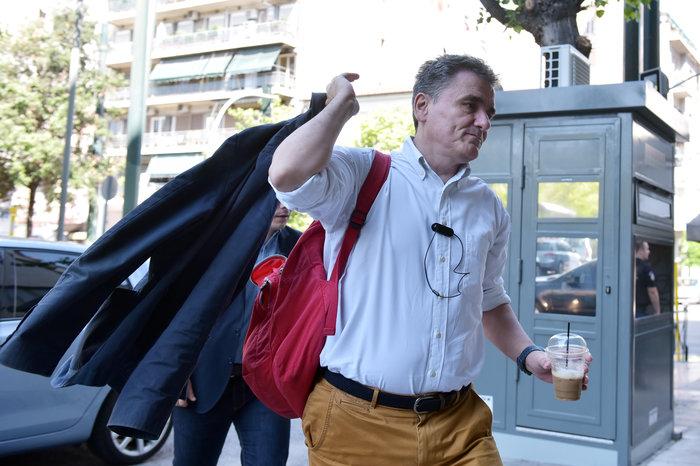 Συνεδριάζει η Πολιτική Γραμματεία ΣΥΡΙΖΑ με Τσίπρα - Τσακαλώτο - εικόνα 2