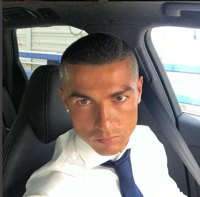 Το νέο look του Ρονάλντο: «Σας αρέσει;» - εικόνα 2