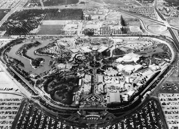 Πως χτίστηκε η Ντίσνεϊλαντ: Η ιστορία πίσω από ένα χάρτη - εικόνα 3