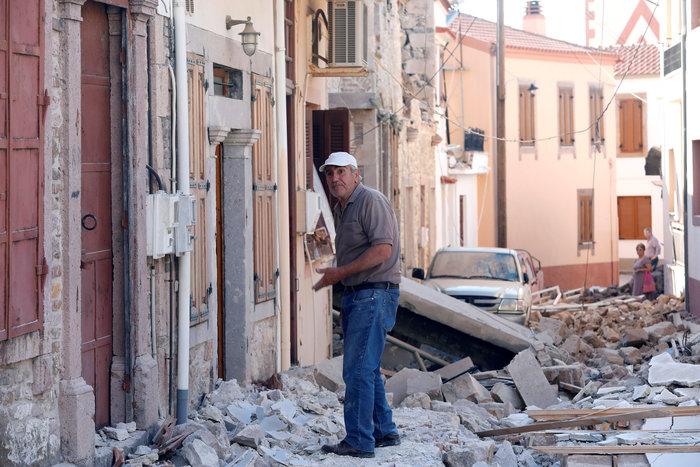 Ανησυχία μετά το χτύπημα του Εγκέλαδου- Τι λένε οι σεισμολόγοι