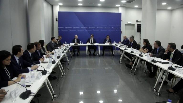 Στη ΝΔ κάνουν «στροφή» από τα Eurogroup στην καθημερινότητα