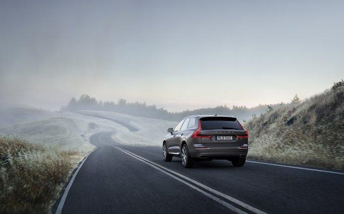 Στην Ελλάδα το νέο Volvo XC60 χωρίς κουμπιά στην καμπίνα