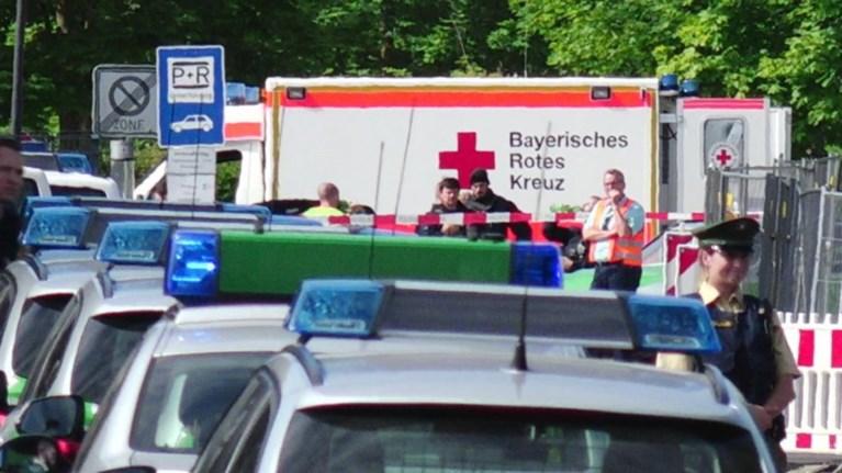 Πυροβολισμοί σε σταθμό του Μονάχου με τρεις τραυματίες, η μία σοβαρά