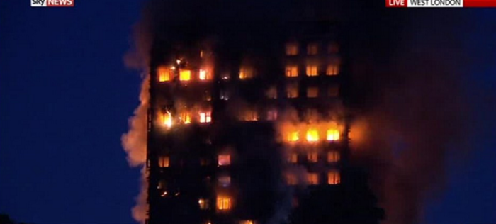 Τραγωδία στο Λονδίνο: Υπάρχουν νεκροί στον πύργο που φλέγεται - εικόνα 4