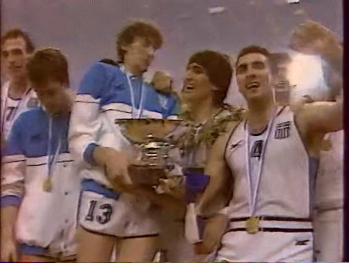Ο τελικός του Ευρωμπάσκετ που ένωσε όλους τους Έλληνες - εικόνα 7