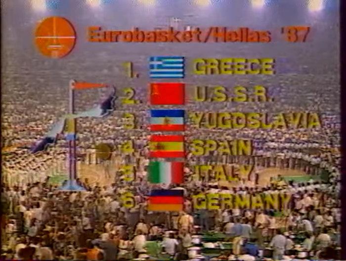 Ο τελικός του Ευρωμπάσκετ που ένωσε όλους τους Έλληνες - εικόνα 20