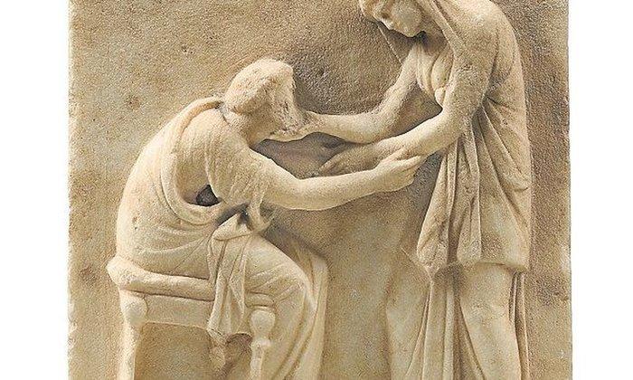 """""""Ένας κόσμος συναισθημάτων"""", η μεγάλη έκθεση του Μουσείου Ακρόπολης - εικόνα 2"""