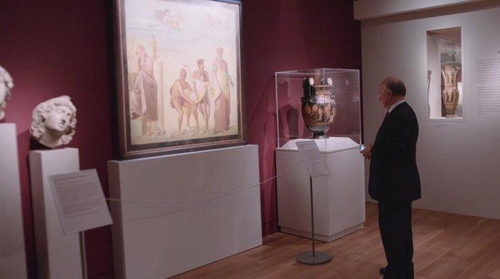 """""""Ένας κόσμος συναισθημάτων"""", η μεγάλη έκθεση του Μουσείου Ακρόπολης"""
