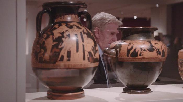 """""""Ένας κόσμος συναισθημάτων"""", η μεγάλη έκθεση του Μουσείου Ακρόπολης - εικόνα 4"""
