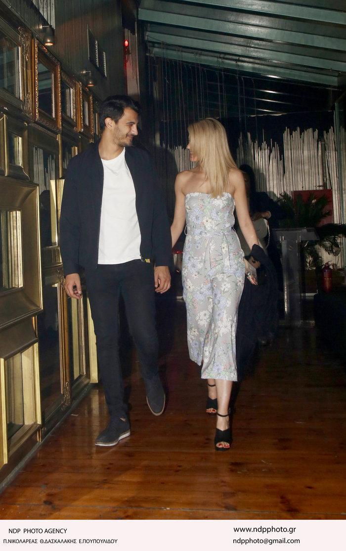 Θεωνά - Αναστασιάδης: Πιο ερωτευμένοι από ποτέ στην Αννα Βίσση - εικόνα 4
