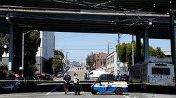Τρεις τραυματίες από τα πυρά στο Σαν Φρανσίσκο, ανάμεσά τους και ο δράστης