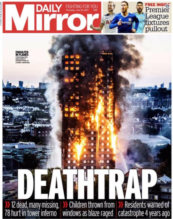 Πώς ο πύργος του Λονδίνου έγινε παγίδα θανάτου σε 15 λεπτά - εικόνα 4