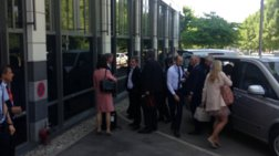 Λουξεμβούργο: Τετ-α-τετ Τσακαλώτου με Τόμσεν και Βελκουλέσκου