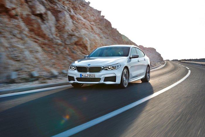 BMW 6 Gran Tourismo: Τα ταξίδια σας δεν θα είναι ποτέ πια ίδια