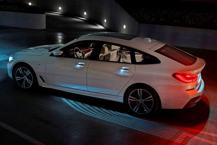BMW 6 Gran Tourismo: Τα ταξίδια σας δεν θα είναι ποτέ πια ίδια - εικόνα 3