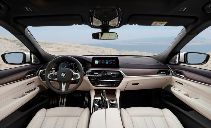BMW 6 Gran Tourismo: Τα ταξίδια σας δεν θα είναι ποτέ πια ίδια - εικόνα 5