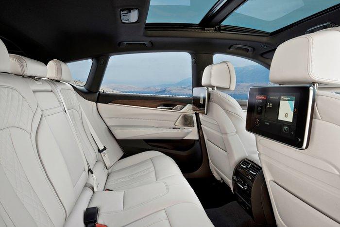 BMW 6 Gran Tourismo: Τα ταξίδια σας δεν θα είναι ποτέ πια ίδια - εικόνα 7