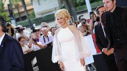 «Λευκός κύκνος» στο Μονακό η 49χρονη Πάμελα Αντερσον