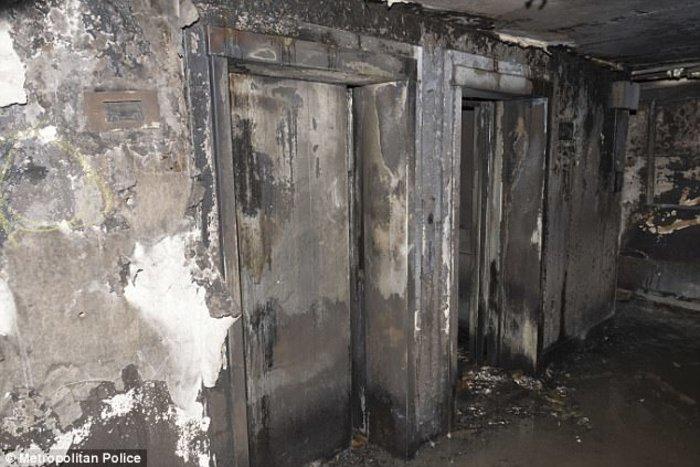 Τι άφησε πίσω της η κόλαση φωτιάς στον πύργο του Λονδίνου - εικόνα 2