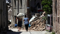 «Κόκκινα» 690 σπίτια στις σεισμόπληκτες περιοχές της Λέσβου