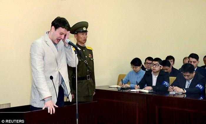 Πέθανε ο Αμερικανός φοιτητής που φυλακίστηκε στη Β. Κορέα