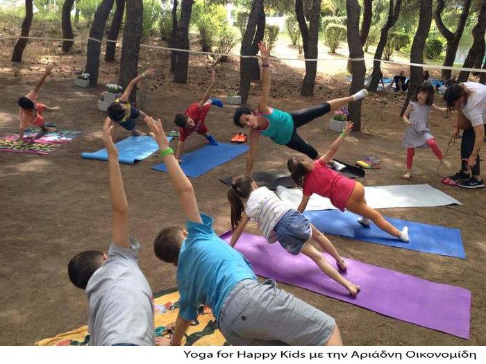 Yoga for Happy Kids